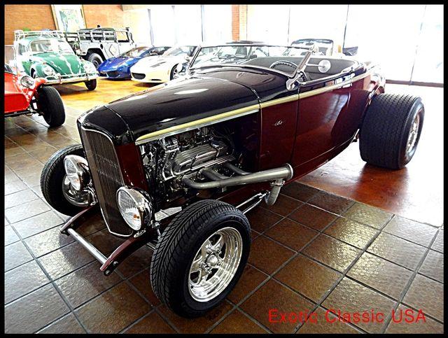 1932 Ford Model B Roadster Hot Rod San Diego, California 37
