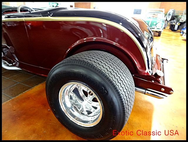 1932 Ford Model B Roadster Hot Rod San Diego, California 44