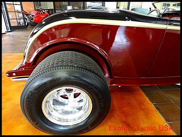 1932 Ford Model B Roadster Hot Rod San Diego, California 46