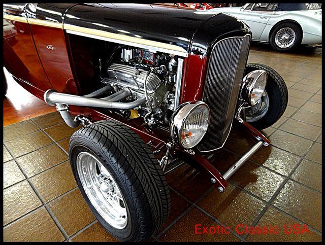 1932 Ford Model B Roadster Hot Rod San Diego, California 49