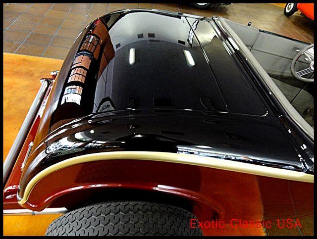 1932 Ford Model B Roadster Hot Rod San Diego, California 57
