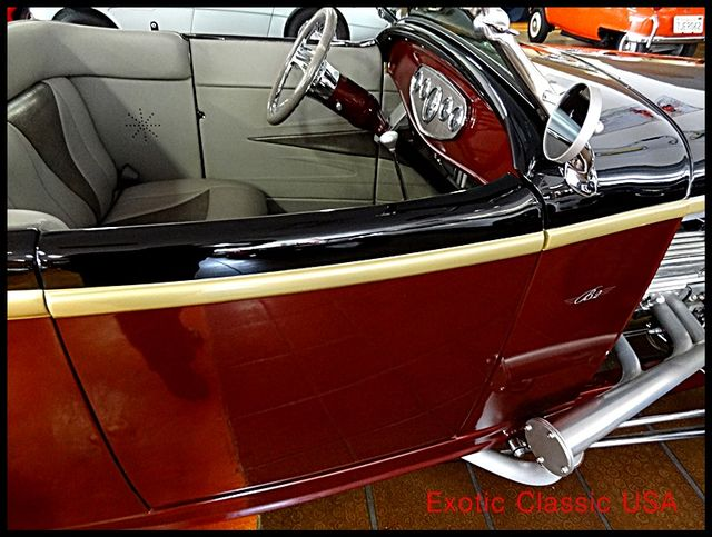 1932 Ford Model B Roadster Hot Rod San Diego, California 59