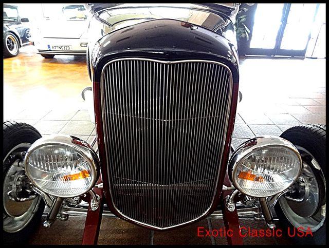 1932 Ford Model B Roadster Hot Rod San Diego, California 62