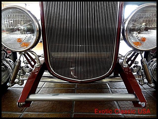 1932 Ford Model B Roadster Hot Rod San Diego, California 63