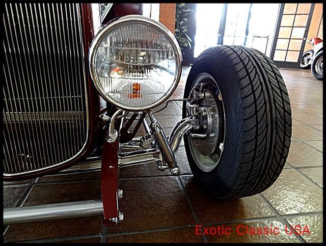 1932 Ford Model B Roadster Hot Rod San Diego, California 65