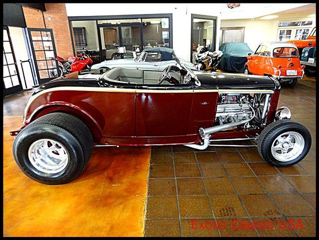 1932 Ford Model B Roadster Hot Rod San Diego, California 38