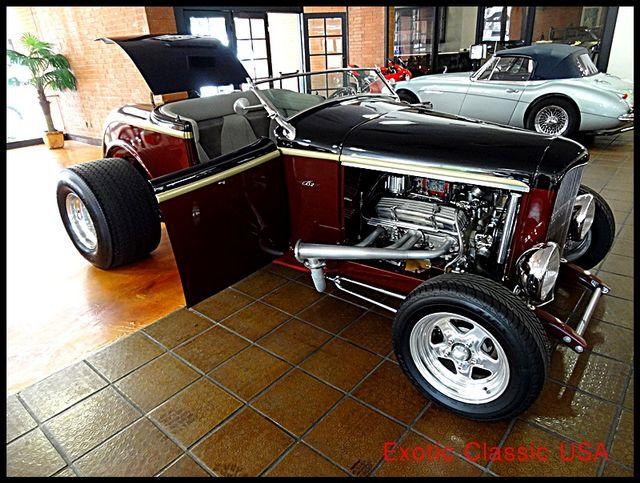 1932 Ford Model B Roadster Hot Rod San Diego, California 96