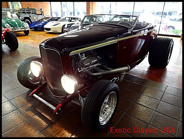 1932 Ford Model B Roadster Hot Rod San Diego, California 98