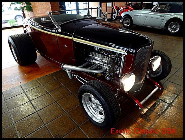 1932 Ford Model B Roadster Hot Rod San Diego, California 100