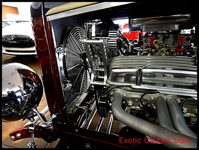 1932 Ford Model B Roadster Hot Rod San Diego, California 105