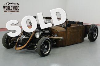 1932 Ford RAT ROD HIGH DOLLAR BRAND NEW RAT ROD BUILD SHOW | Denver, CO | Worldwide Vintage Autos in Denver CO