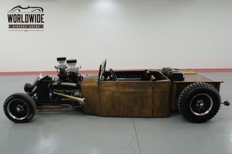 1932 Ford RAT ROD HIGH DOLLAR BRAND NEW RAT ROD BUILD SHOW | Denver, CO | Worldwide Vintage Autos in Denver, CO