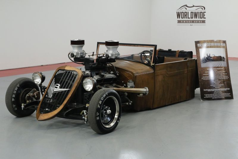 1932 Ford RAT ROD HIGH DOLLAR BRAND NEW RAT ROD BUILD SHOW | Denver, CO | Worldwide Vintage Autos