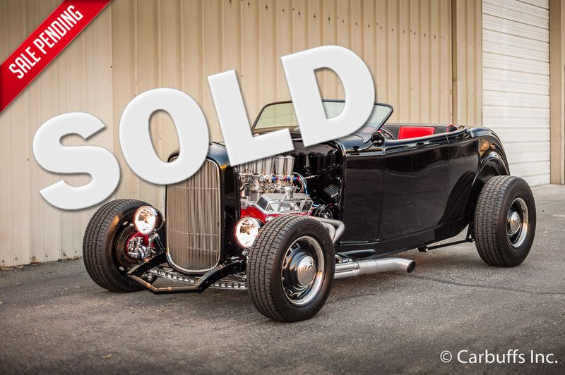 1932 Ford Roadster    Concord, CA   Carbuffs