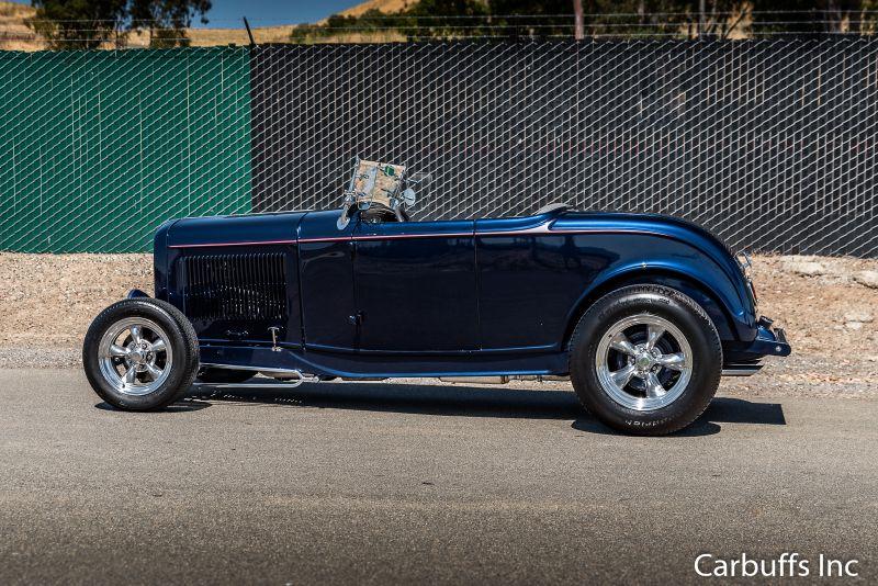 1932 Ford Roadster    Concord, CA   Carbuffs in Concord, CA