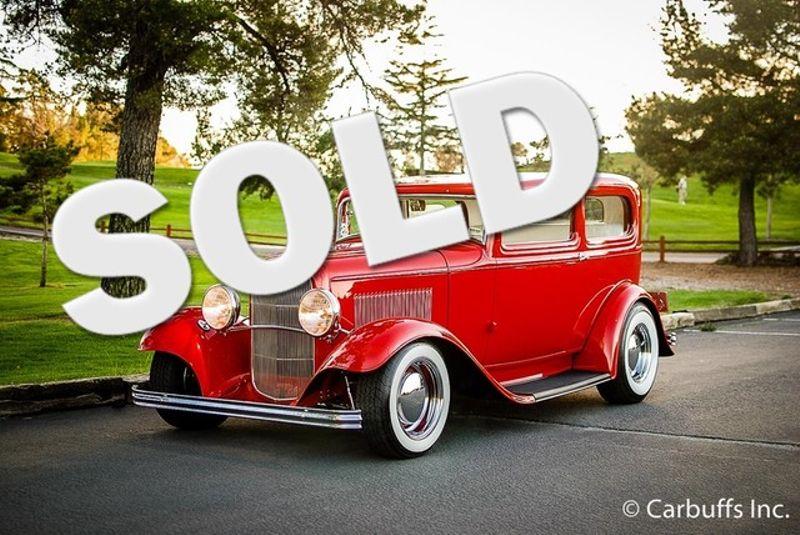 1932 Ford Tudor Hot Rod   Concord, CA   Carbuffs