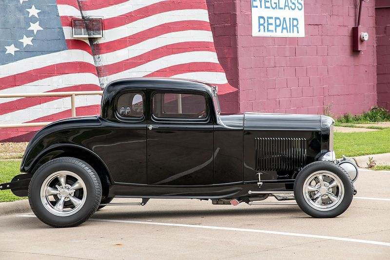 1932 Ford 5-Window Coupe   city TX  Dallas Motorsports  in Wylie, TX