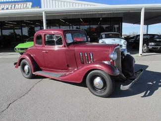 1933 Chevrolet 2 Door Coupe
