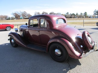 1933 Chevrolet 2 DOOR COUPE Blanchard, Oklahoma 12