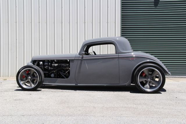 1933 Factory Five Ford Hot Rod