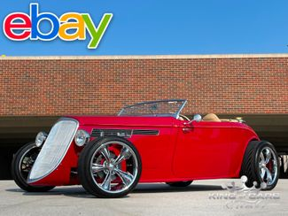 1933 Ford Roadster Factory 5 $120k+ NEW BUILD STUNNING A MUST SEE in Woodbury, New Jersey 08093