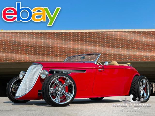 1933 Ford Roadster Factory 5 $120k+ NEW BUILD STUNNING A MUST SEE