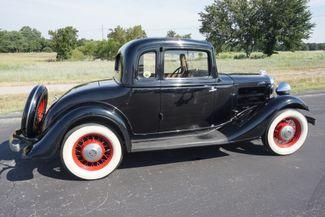 1933 Hudson Essex Blanchard, Oklahoma 1