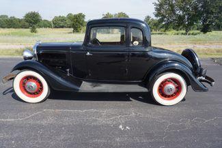 1933 Hudson Essex Blanchard, Oklahoma