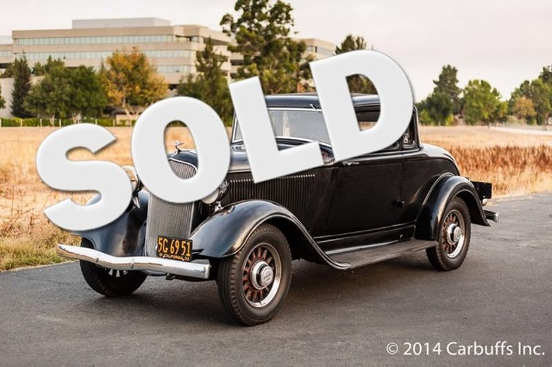 1933 Plymouth PD Coupe | Concord, CA | Carbuffs