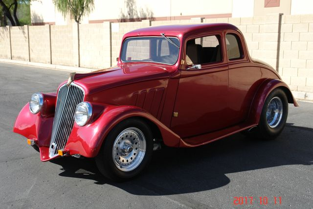 1933 Willys 5-Window Coupe Phoenix, AZ 9