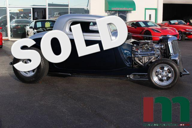 1934 Ford 2 Door Coupe 3 Window Deluxe | Granite City, Illinois | MasterCars Company Inc. in Granite City Illinois