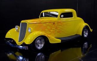 1934 Ford COUPE HOTROD | Milpitas, California | NBS Auto Showroom-[ 2 ]