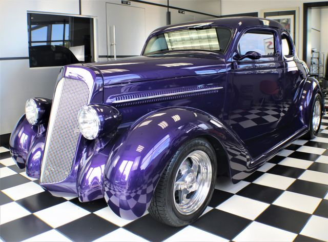 1936 Plymouth Custom