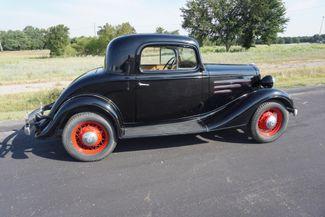 1935 Chevrolet 210 Blanchard, Oklahoma