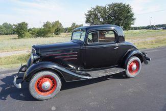 1935 Chevrolet 210 Blanchard, Oklahoma 1