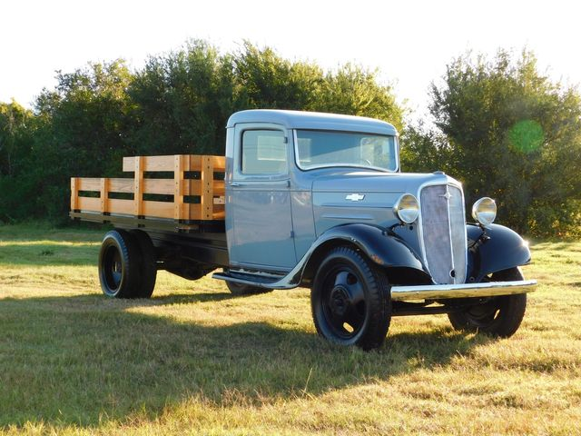 1936 Chevy 1.5 CLASSIC TRUCK