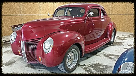 1935 Ford Couple 5 window in , Ohio