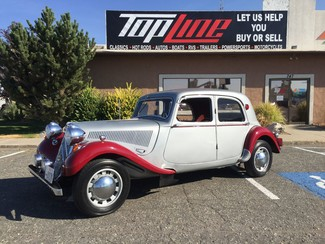 1950 Citroen Traction Avant  | Marriott-Slaterville, UT | Top Line Auto Sales-[ 2 ]