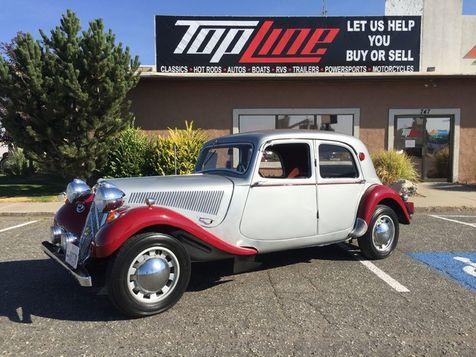 1950 Citroen Traction Avant    Ogden, UT   Top Line Auto Sales in Ogden, UT