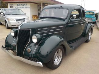 1936 Ford 5 WINDOW COUPE Fayetteville , Arkansas 1