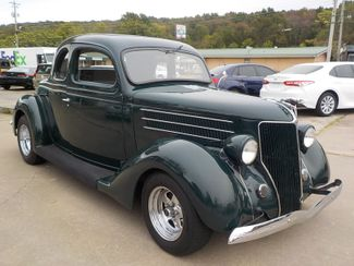 1936 Ford 5 WINDOW COUPE Fayetteville , Arkansas 3