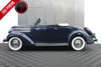1936 Ford Cabrio 2D CONVERTIBLE FLATHEAD V8 in Statesville, NC 28677