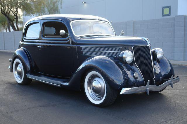 1936 Ford 2 Door Humpback
