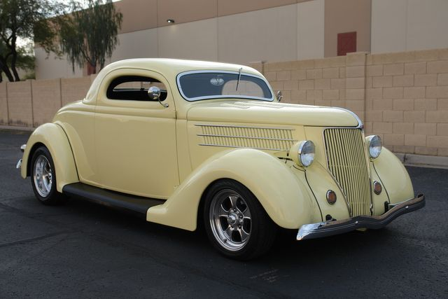 1936 Ford 3-Window Coupe Phoenix, AZ 0