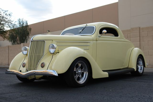 1936 Ford 3-Window Coupe Phoenix, AZ 11