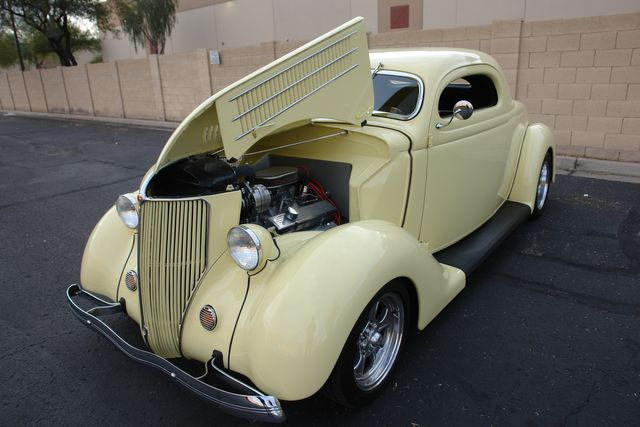 1936 Ford 3-Window Coupe Phoenix, AZ 14