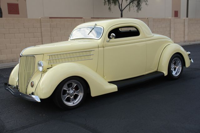 1936 Ford 3-Window Coupe Phoenix, AZ 5