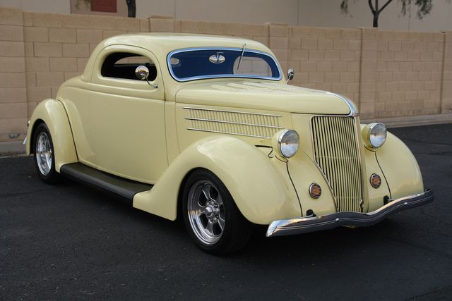 1936 Ford 3-Window Coupe Phoenix, AZ 8