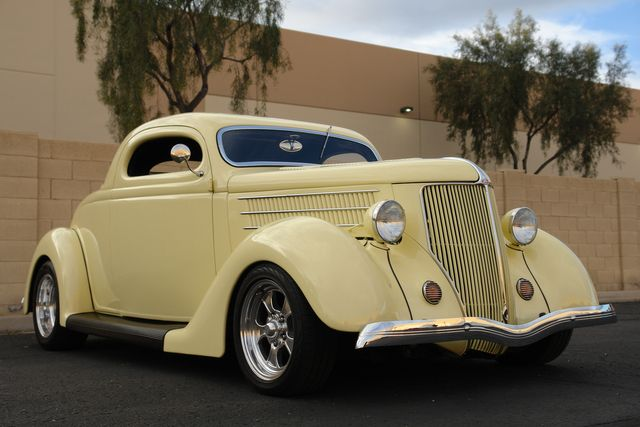 1936 Ford 3-Window Coupe Phoenix, AZ 9