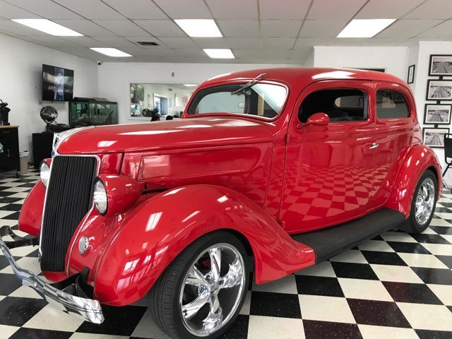 1936 Ford TUDOR HUMPBACK in San Antonio, TX 78212